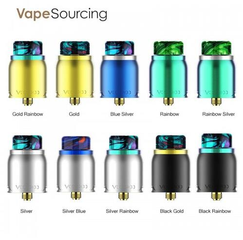 VOOPOO Pericles RDA pas cher