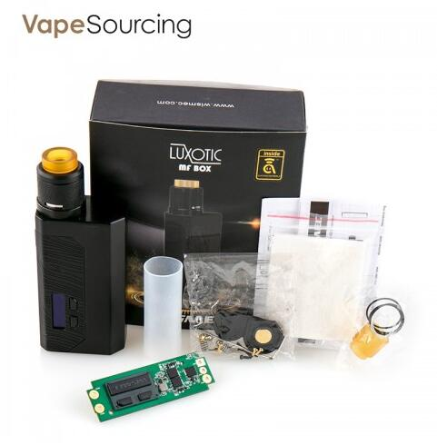 luxotic mf box kit pas cher