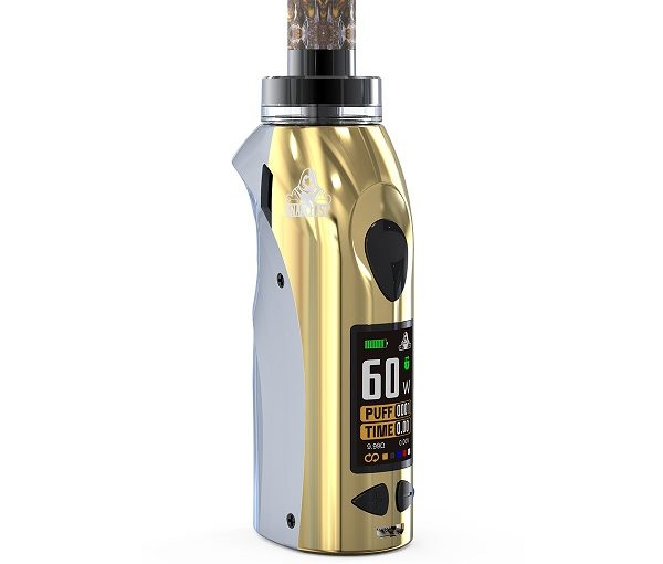 Critique: Kit de mod Kangvape Anarchist 60W Pod